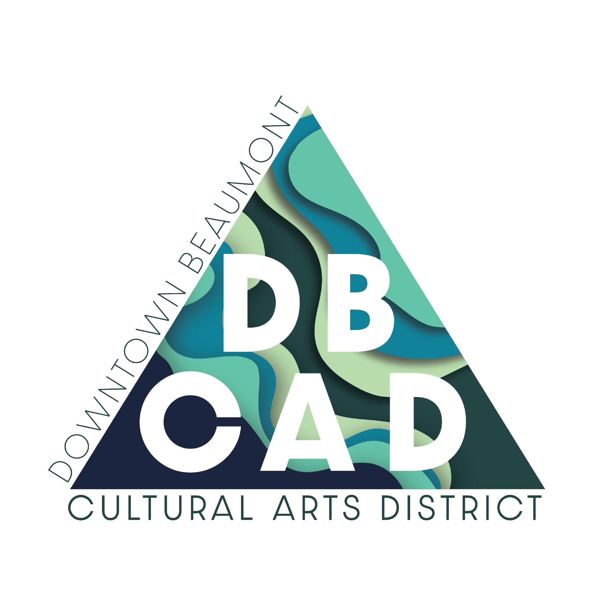 DOWNTOWN BEAUMONT Cultural Arts District Logo